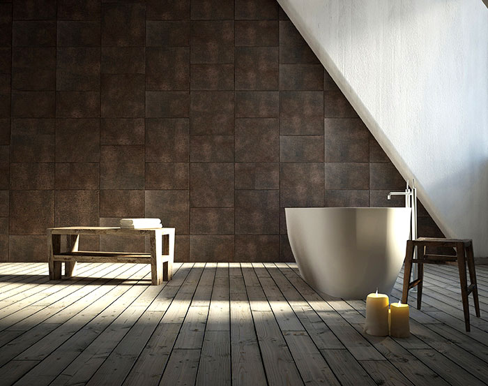 Lapelle as a Second Skin Covering Interior Floors and Walls – InteriorZine