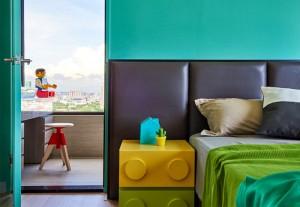 LEGO Playground Interior by HAO Design – InteriorZine