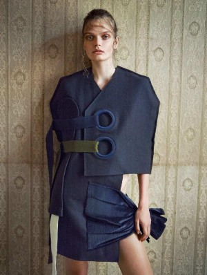 Marthe Wiggers by Marcin Tyszka