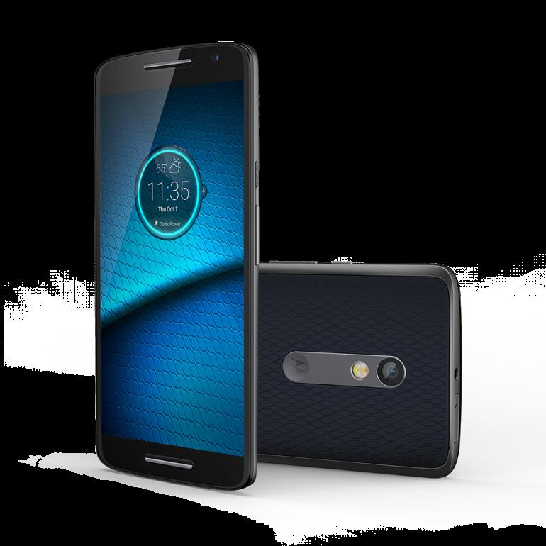 Motorola DROID MAXX 2 Motorola droid Max 2 sports a 64-bit 1.7 GHz OCTA-core processor Qualcomm  ...