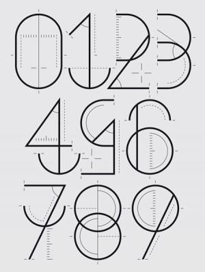 Numerografía Numbers
