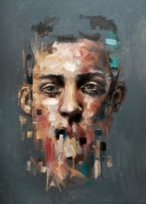 paintings by Davide Cambria | Painting | Pinterest | Painting, Portraits and Painting Portraits