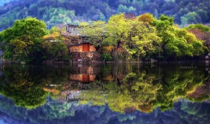 Perfectly Reflected Landscapes Of South Korea by Jaewoon U