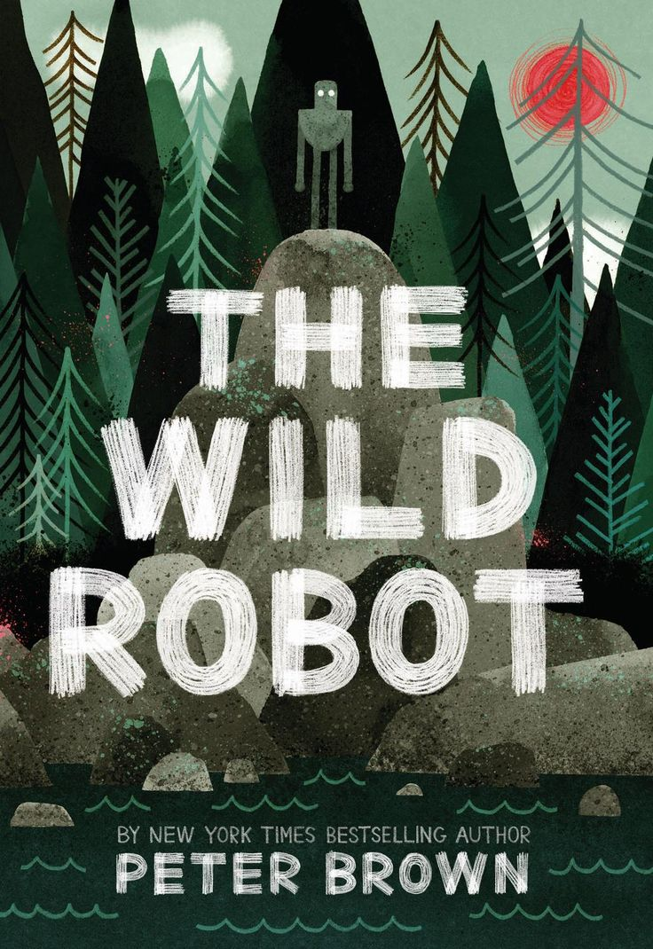 The Wild Robot Hardcover