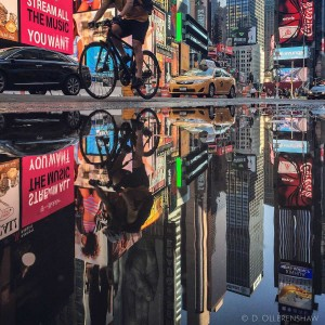 Reflections in Street Photography by Darlene Ollerenshaw