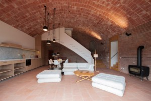 Renovation of a Catalan Architectural Heritage Building