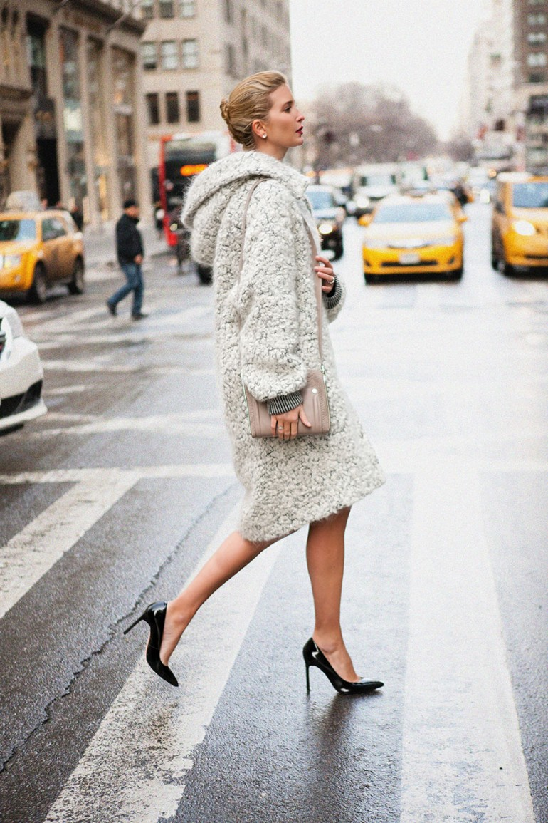 Route to Art — fashion street coat