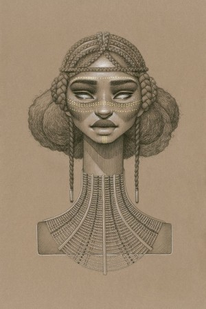 Sara Golish Marks the Summer Solstice with Sundust Sun Goddesses | Jewelry Art, Charcoal and Art ...