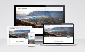 Wanderlust : Free Travel Blog WordPress Theme