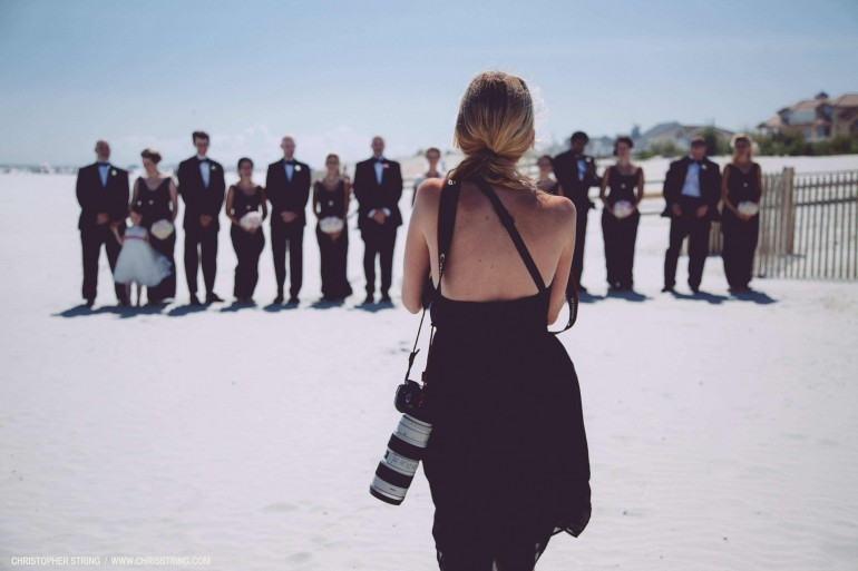 Wedding Photography by Christopher String