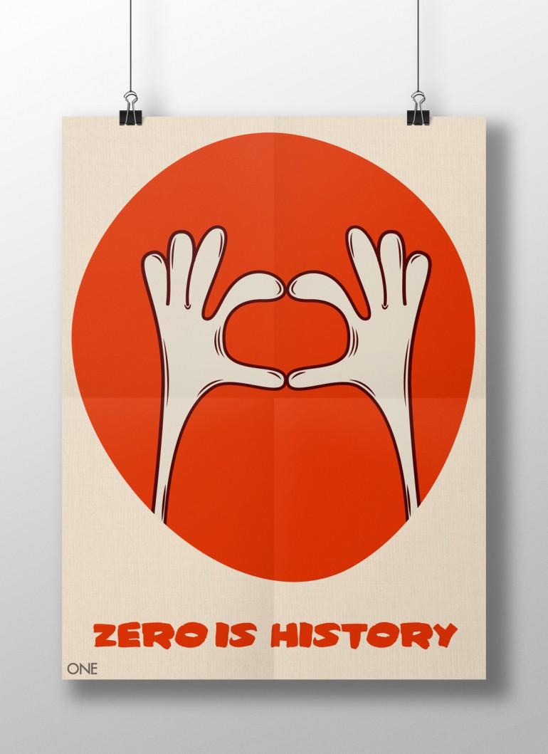 Zero Is History