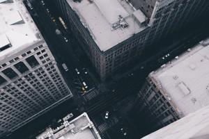 Above the Streets