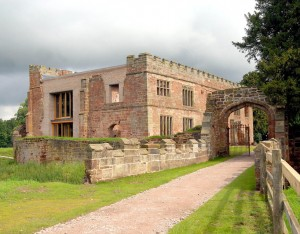 Astley Castle Renovation by Witherford Watson Mann Architects
