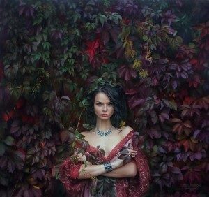 Beautiful Portraits by Nadezhda Shibina