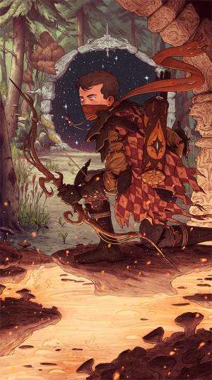 Illustration by Matt Rockefeller