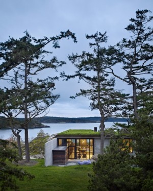 The Pierre; San Juan Island, Washington Olson Kundig Architects