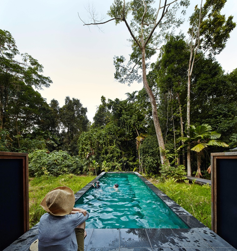 Cape Tribulation House for a Holiday Life in the Heart of Nature