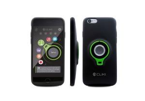 CLIKI smart phone case