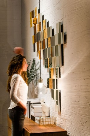 Collage Mirror- Fresh and Dynamic Mirror Mosaic by Amarist