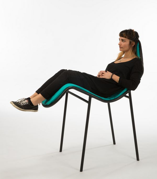 Comfort Chair by Daria Aizen