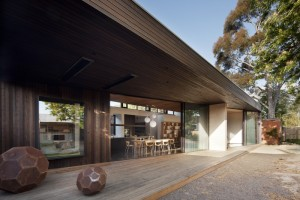 Contemporary Addition and Restoration to a Historic House
