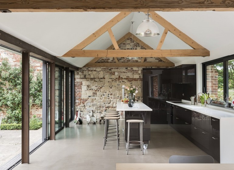 Contemporary barn conversion – Abbey Hall in the Picturesque Town of Eye