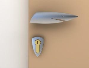 Creative animal shaped door handles