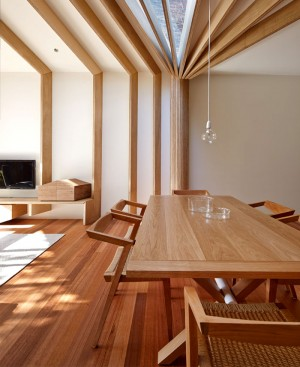 Cross House by FND Architects – InteriorZine