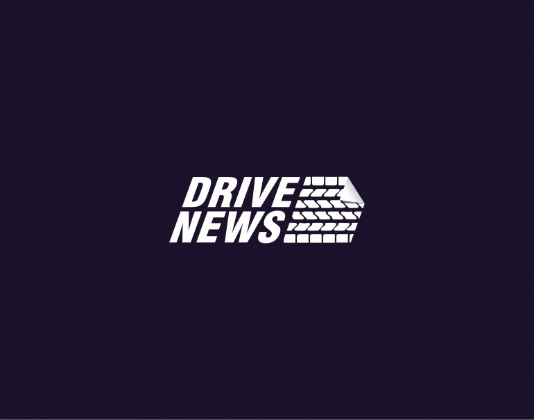 Logo for DriveNews  (version)