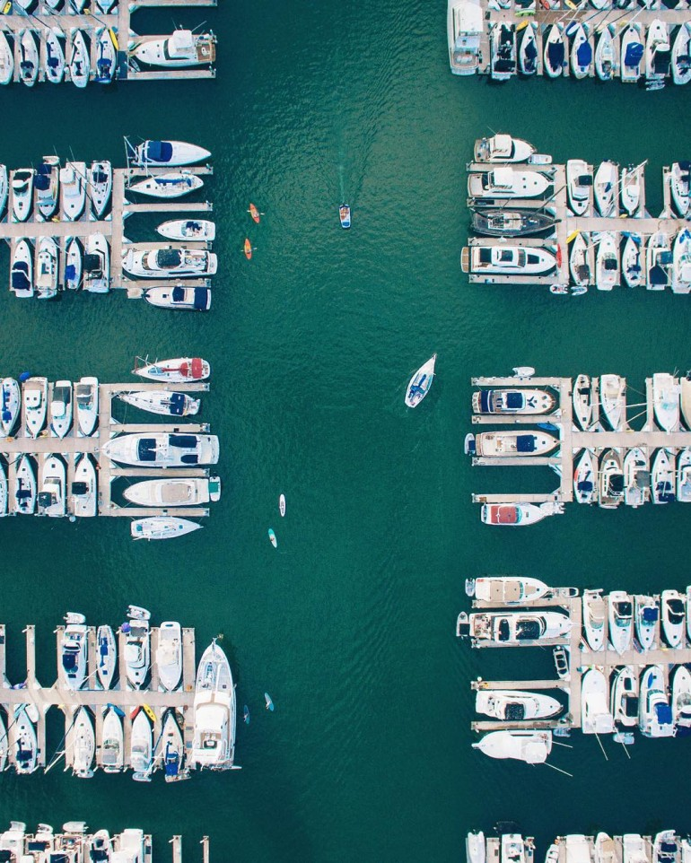 Drone Photography by Dirk Dallas