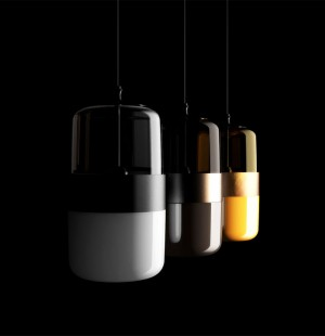 Futura Lamps in Three Exclusive Color Combination – InteriorZine