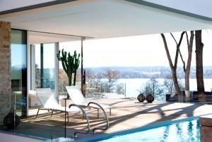 House S – Californian Easy Living at Lake Starnberg – InteriorZine
