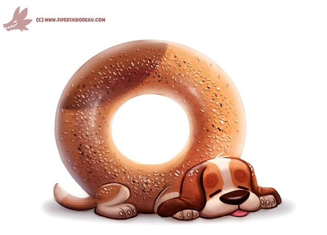 Humorous Paintings by Piper Thibodeau | 2 Illustration Mag