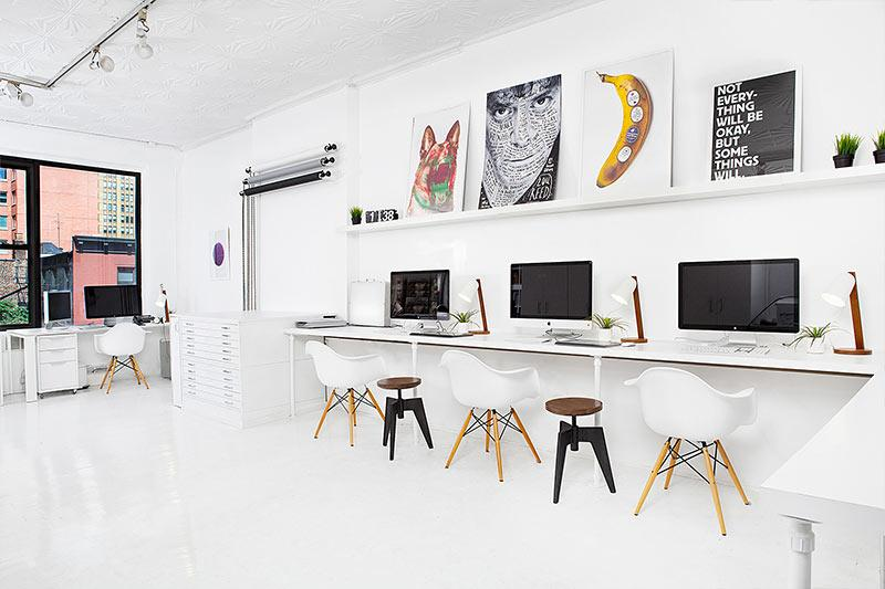 Inspiring Office: Sagmeister & Walsh