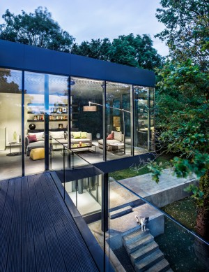 London House extended and reconstructed by Rado Iliev