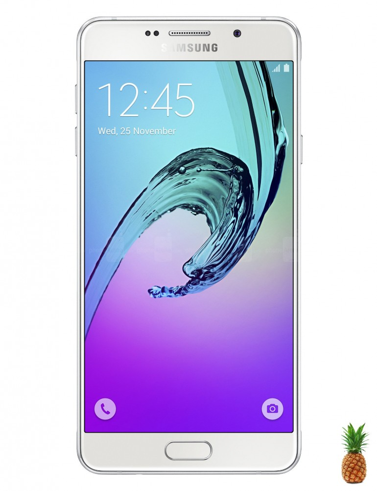 Samsung Galaxy A7 (2016) New Galaxy A7 comes with a 5.5-inch super AMOLED 1080p screen. He is sa ...