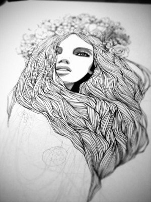 martiszu ludvikez #illustration | Eris' Artistic Inspiration | Pinterest | Drawing, Sketch ...