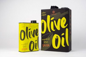 Olive Oil – Daily Package Design