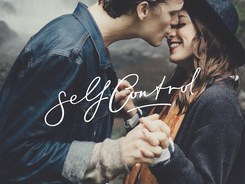 Self Control by Ian Barnard