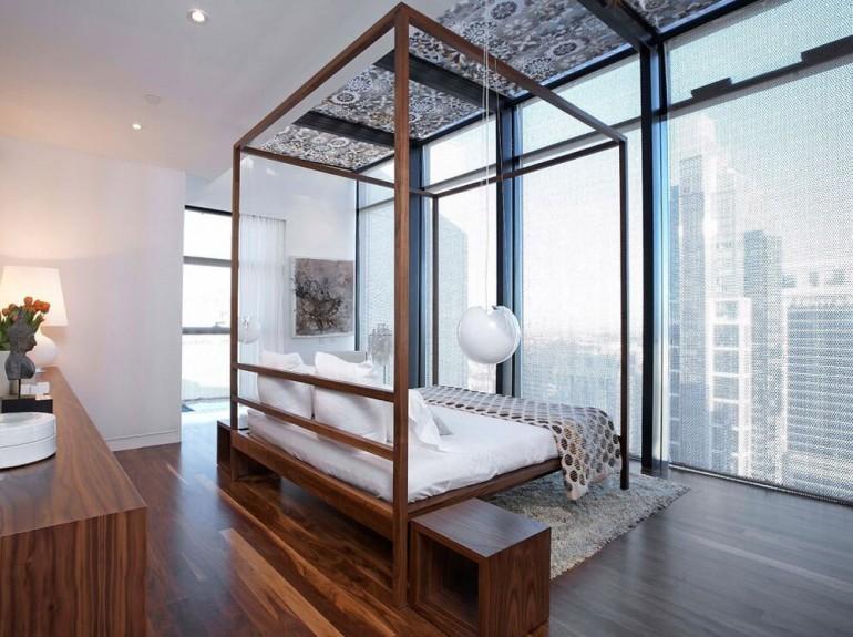 Sky Penthouse in Lumière Building Skyscraper, Sydney