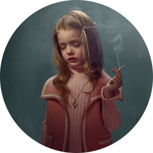 Smoking Kids by Frieke Janssens