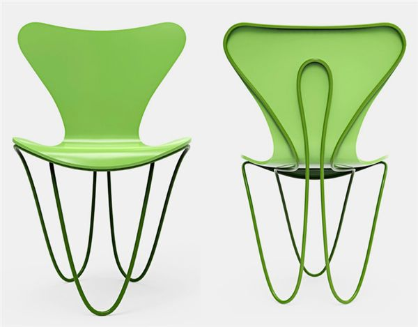 Streamline chair