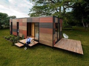 Vimob is a Modular Housing Solution for Areas with Difficult Access
