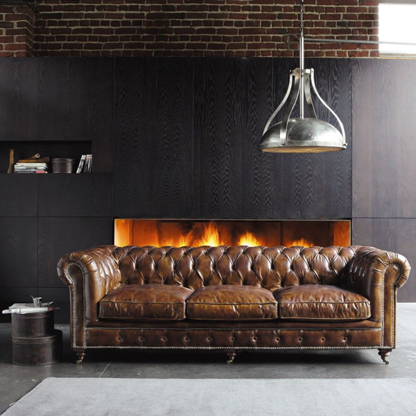 Chesterfield/Wenge/Fireplace – Street Style