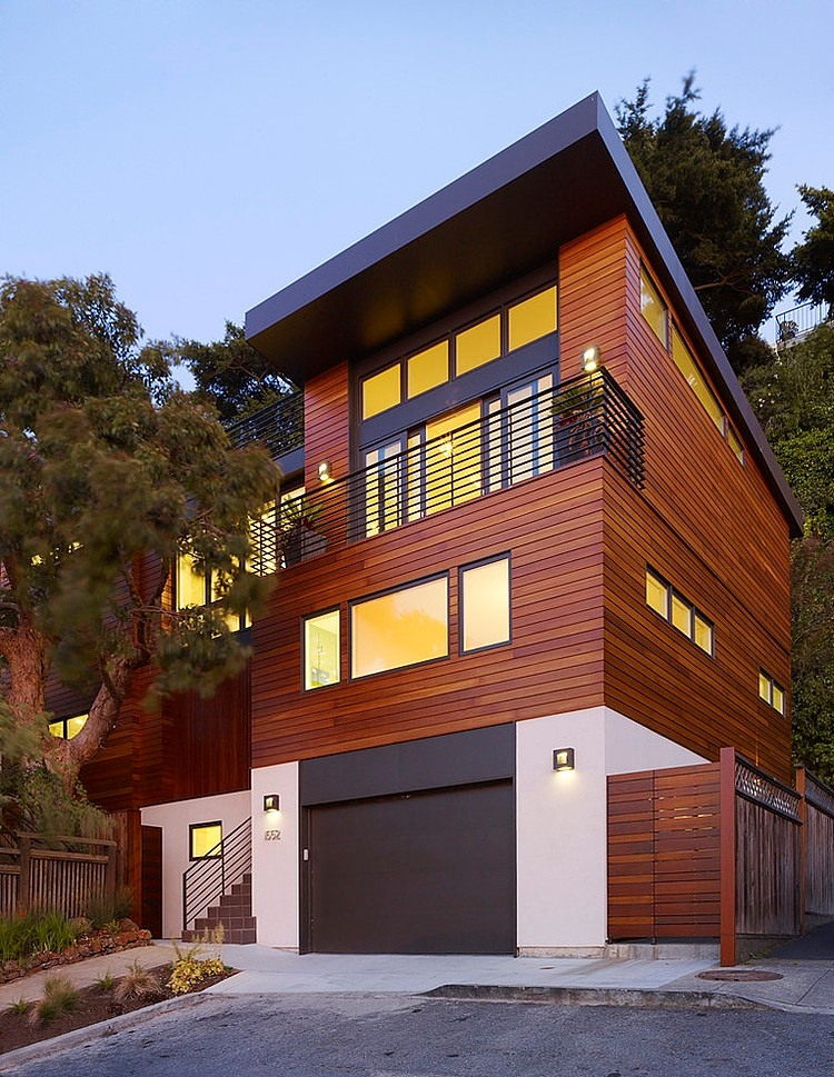 Cole Valley Residence by John Maniscalco Architecture