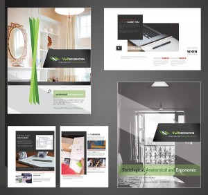 Corporate magazine Design
