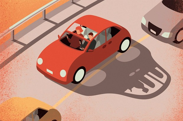 Driving a car will be illegal by 2030 (Wired UK)