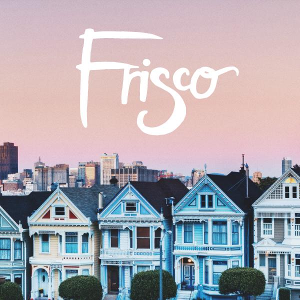 frisco – Hand lettering fun