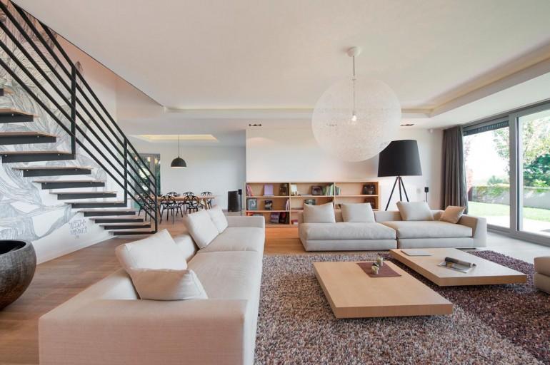 Interior Design in Duplex Apartment by Beef – #decor, #interior, #homedecor