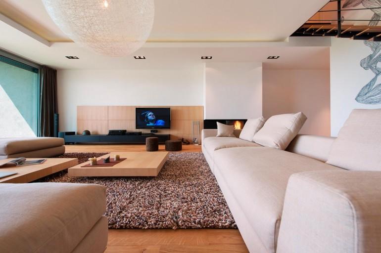 Duplex Flat Interior Design by Beef – #decor, #interior, #homedecor
